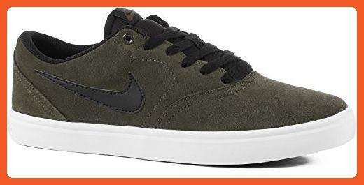 e7729c0742 Nike SB Check Solar Skateboarding Sneakers Cargo Khaki Black 843895-300 ( Medium   8.5 D(M) US) - Athletic shoes for women ( Amazon Partner-Link)