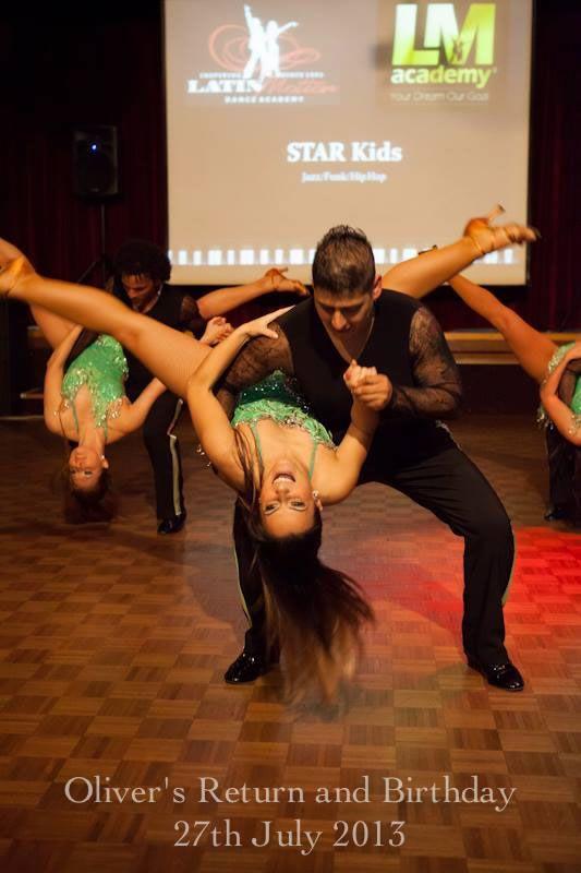ELNORA: Salsa sydney