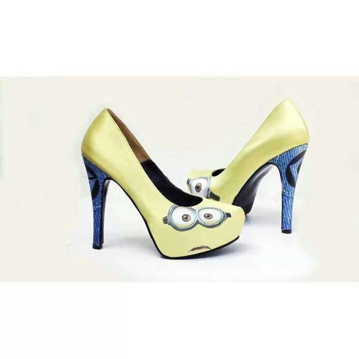 Zapatos Minions