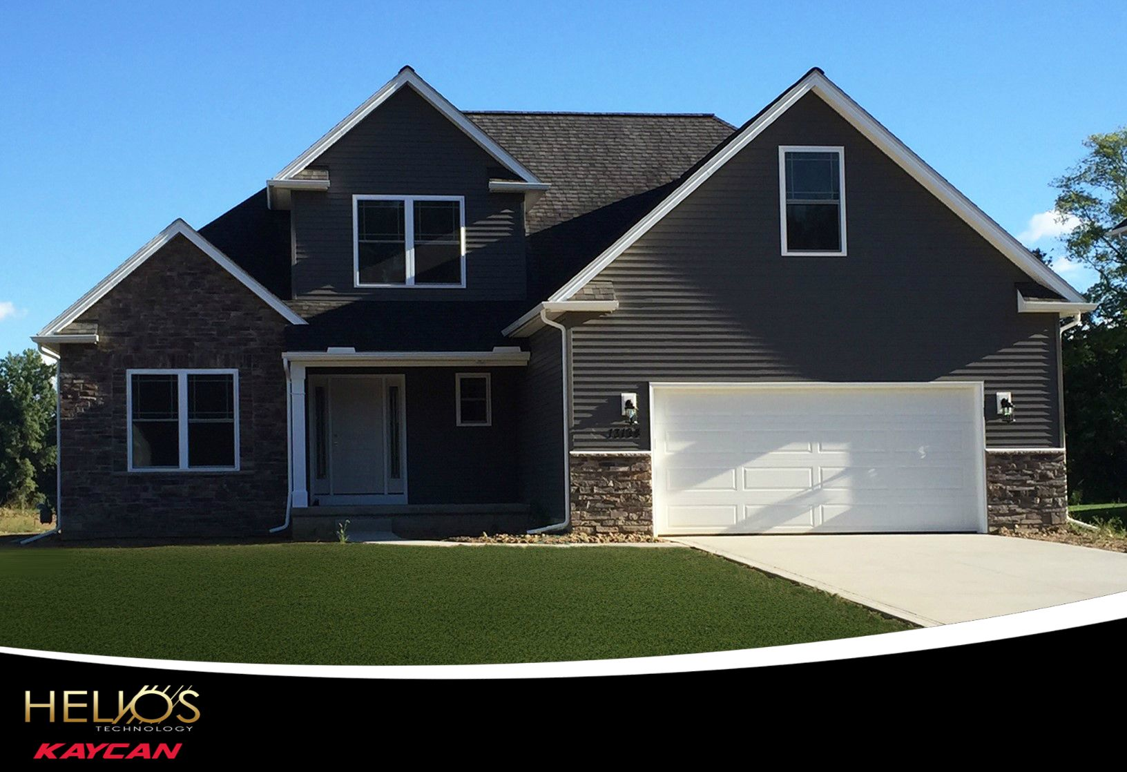 The Kaycan Davinci Collection With Helios Technology Is Armour For Your Home Vinyl Siding House Exterior Exterior Siding
