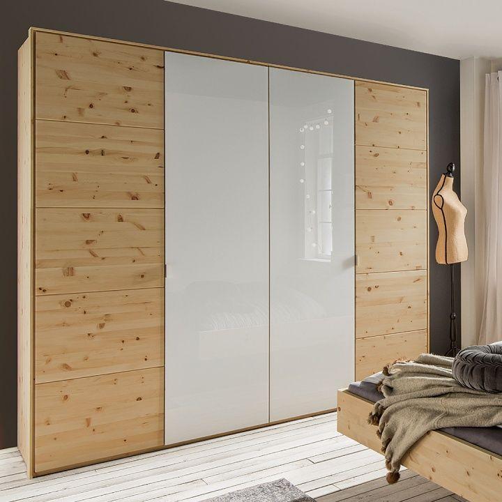 """Drehtüren Kleiderschrank """"Cervino""""   Kleiderschrank, Schrank design, Holz kaufen"""