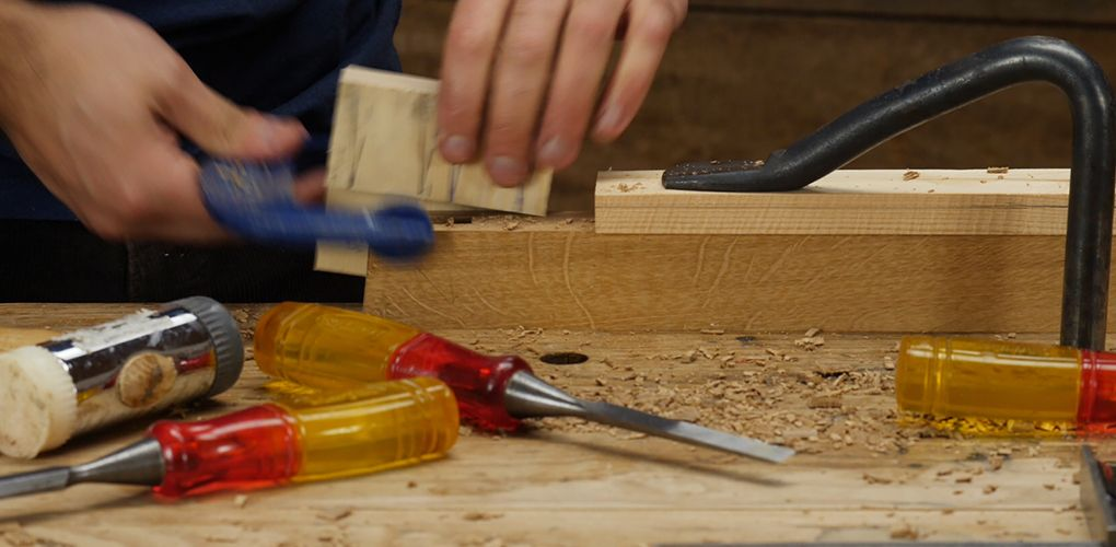 Getting Started With Hand Tools The Beginner S Woodworking Kit