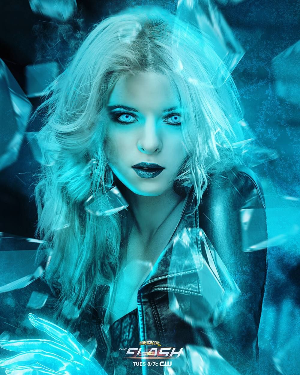 Only a few more hours @cwtheflash @dpanabaker Killer Frost
