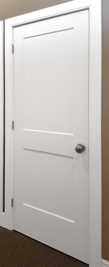 Jeld Wen Moulded Smooth Monroe Door & Jeld Wen Moulded Smooth Monroe Door | Home- Living Spaces ...