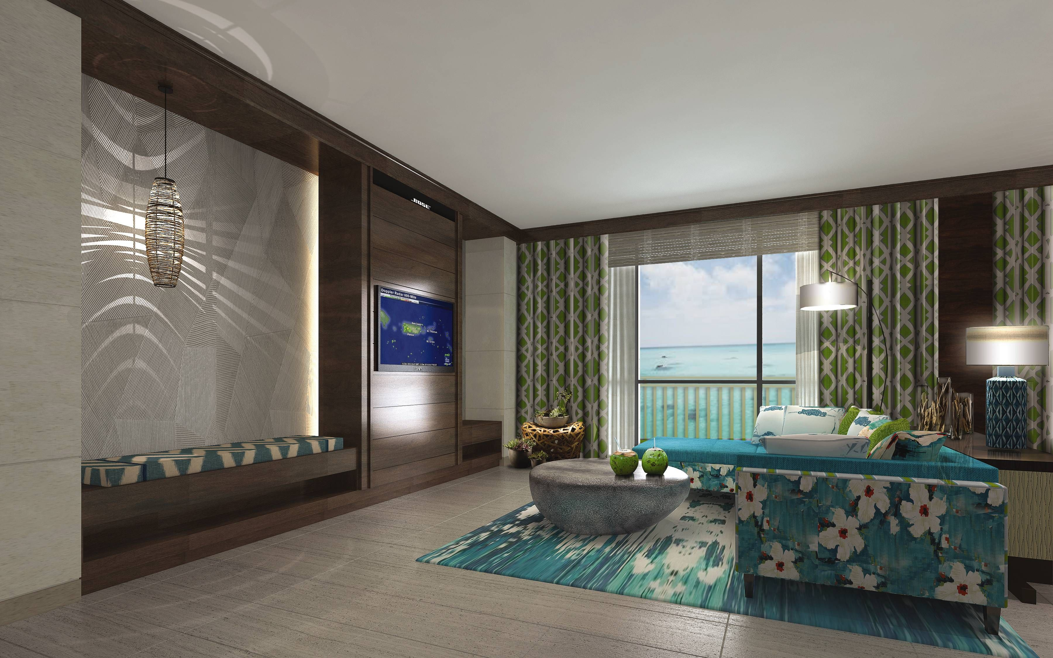 Wyndham Rio Mar In Puerto Rico Three Bedroom Suite