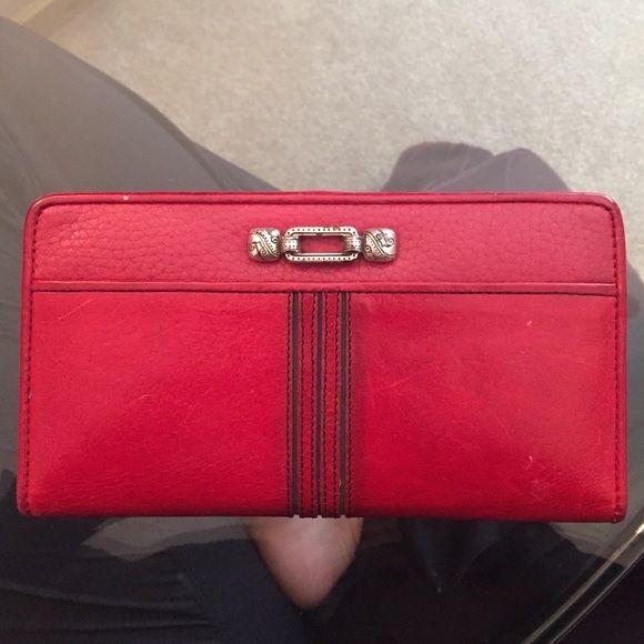 Brighton wallet Brighton wallet. Gently used. Brighton Bags Wallets