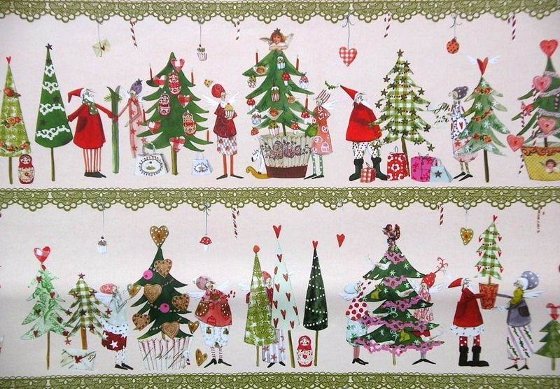 geschenkpapier silke leffler dekor weihnachten von. Black Bedroom Furniture Sets. Home Design Ideas