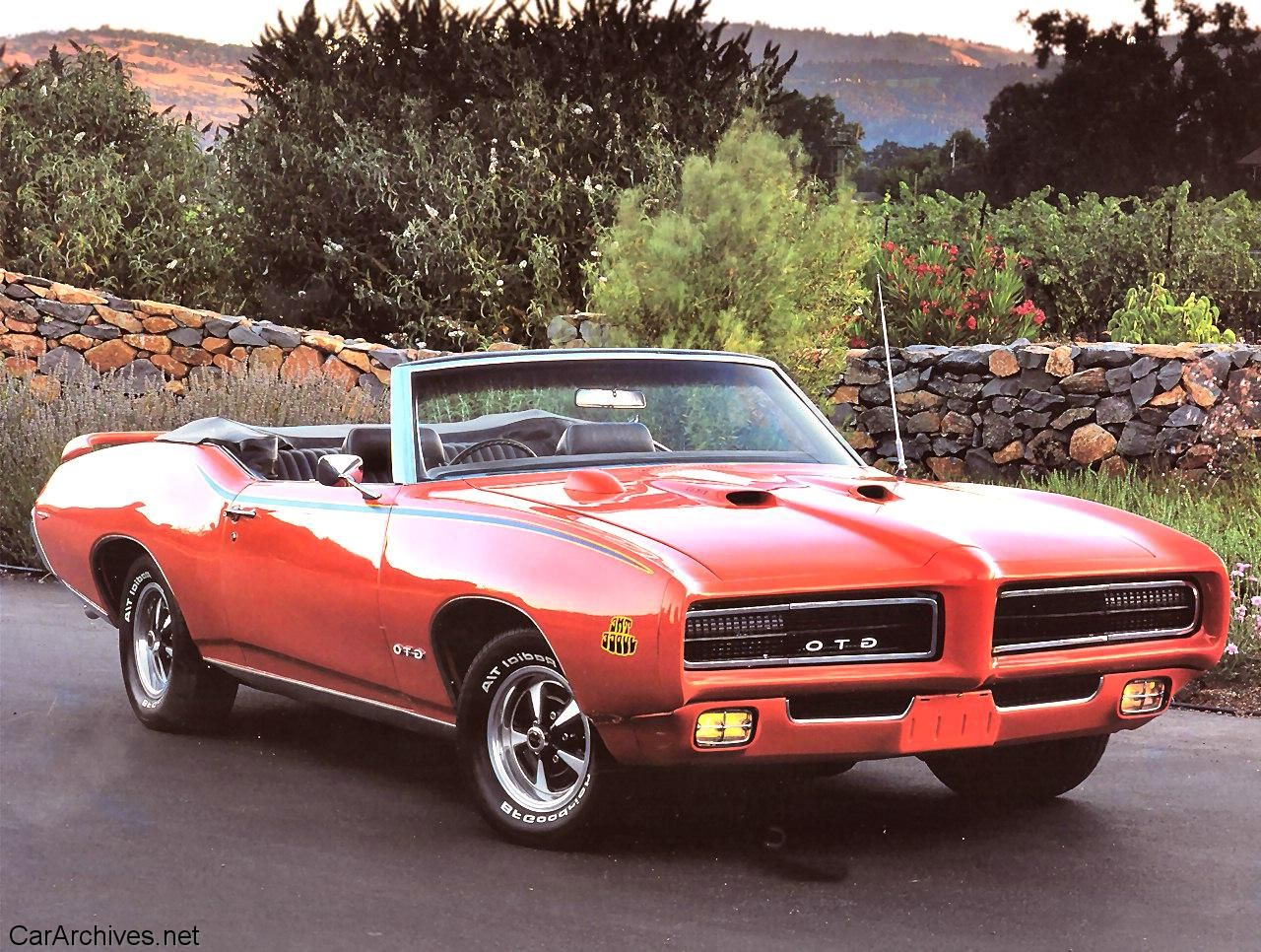 Of all the great muscle cars Detroit has churned out, the 1969 GTO ...