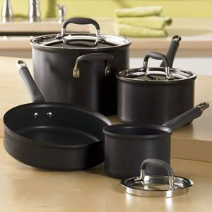 Colorful Kitchenaid Aluminum Nonstick Cookware Pampered