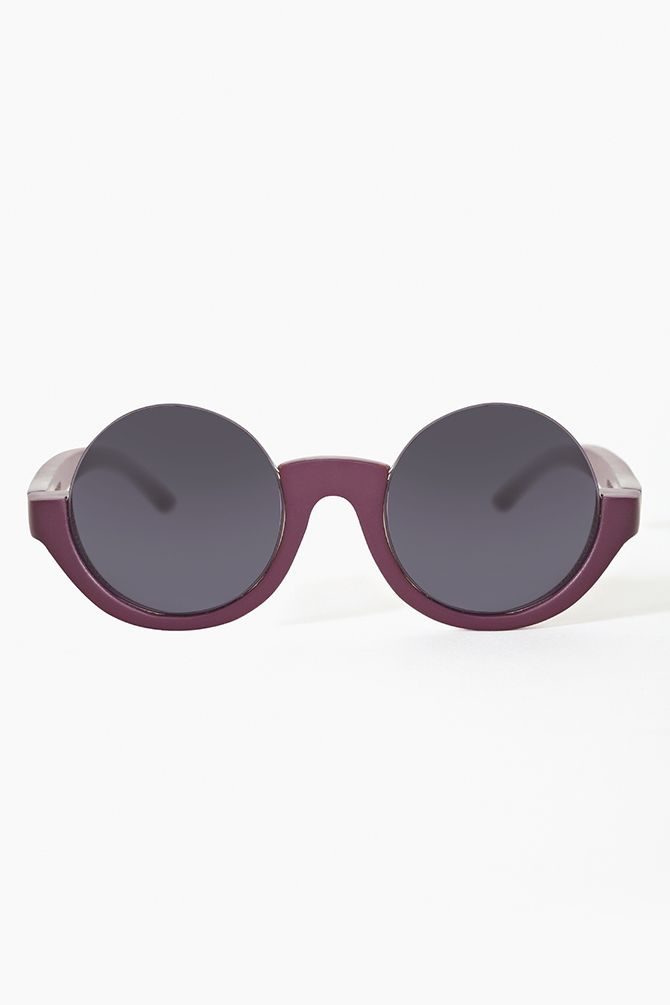 Wentworth Shades in Plum