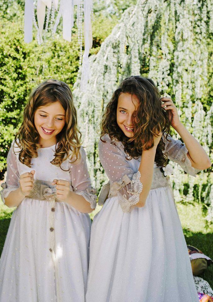 Marcas de vestidos de primera comunion