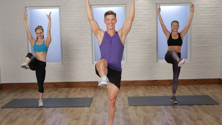 This 30 Minute Pilates Workout Will Whip You Into Shape