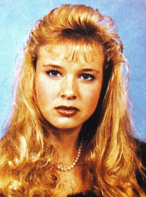 Renee Zellweger(foto de anuários escolares)