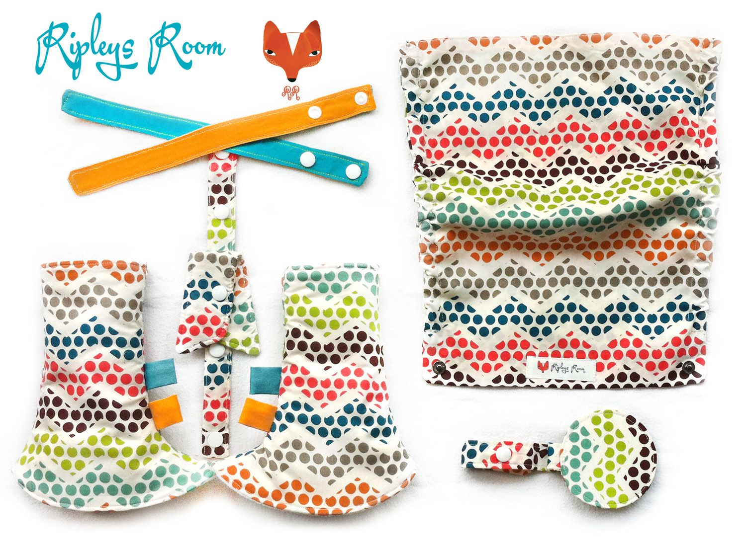 Cotton Tula Accessories from Ripleys Room