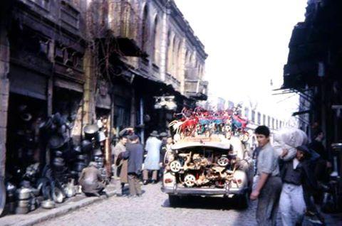 bakırcılar çarşısı,kapalıçarşı 1963