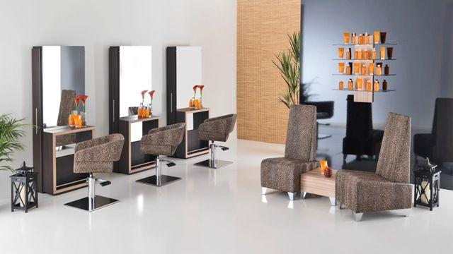Dise os de peluquerias modernas europa buscar con google - Salones diseno modernos ...