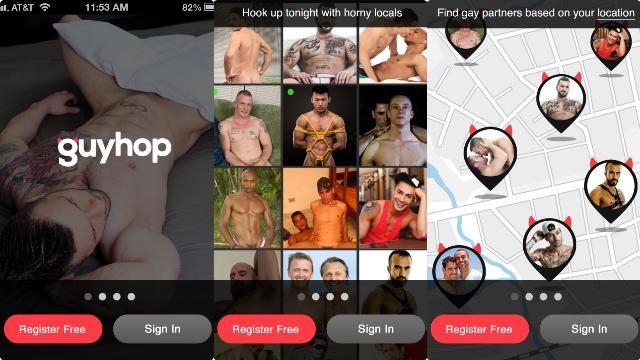 Gay Hookup Service London