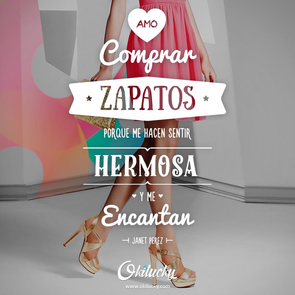 cb342453 Y tú, ¿por qué amas comprar zapatos? | Frases e inspiración ...