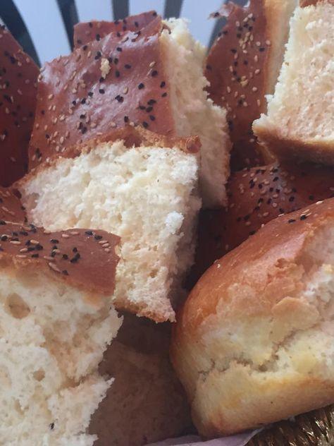 Pan tipo brioche sin amasado Thermomix