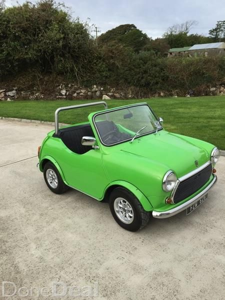 db3717a399 Classic mini shorty for sale on DoneDeal.ie