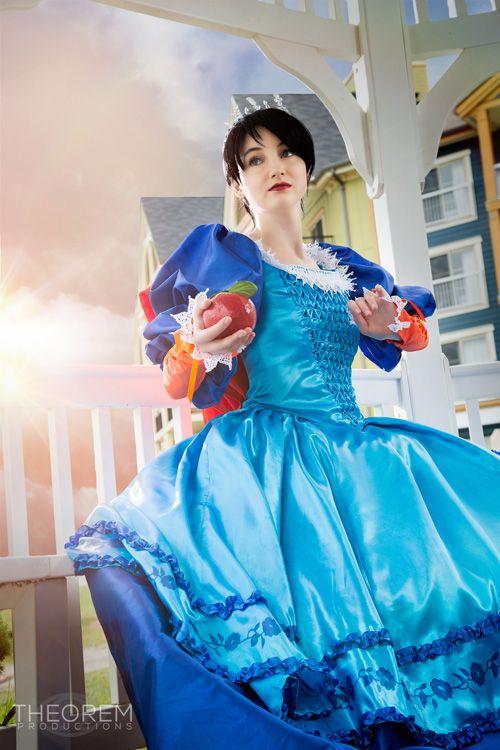 Snow White from Mirror Mirror Cosplay http://geekxgirls ...