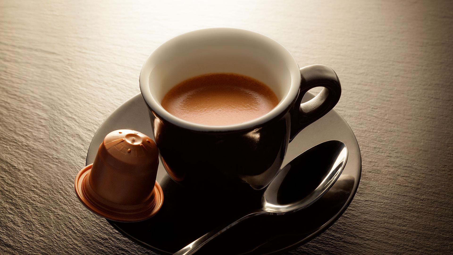 Biologisch afbreekbare coffeecups van ECC