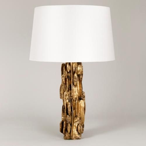 Vaughan designs montana sculptural lamp
