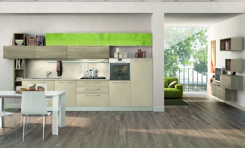 NOEMI - Cucina Lube Moderna | Kitchens and House