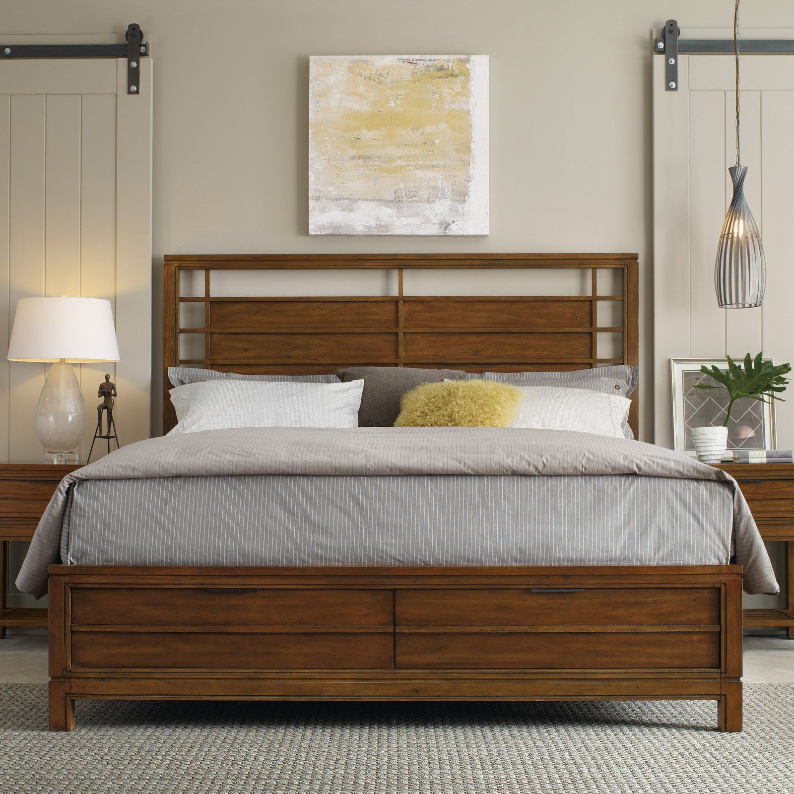 Have to have it chatham panel platform storage bed moving
