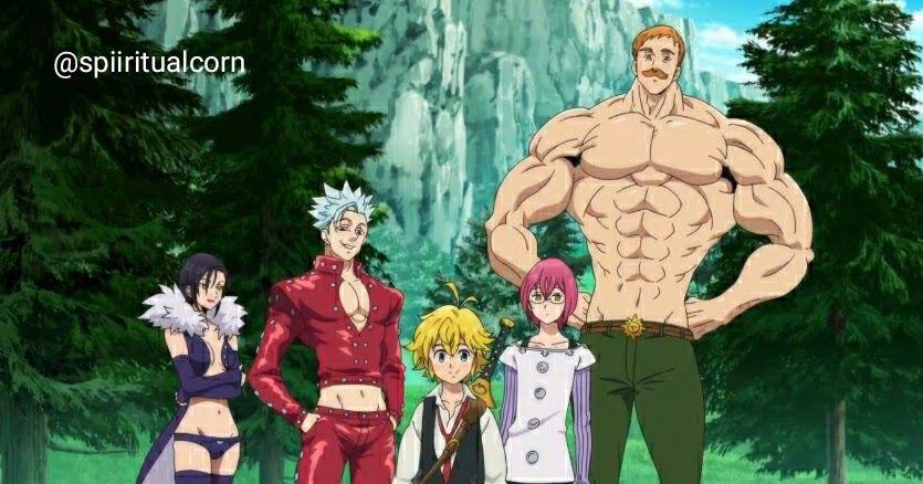 The Seven Deadly Sins Season 3 Kamigami no Gekirin Brief