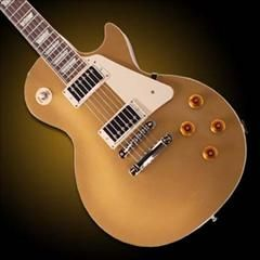 HelloMusic: Gibson Les Paul Standard - Gold Top http://www.hellomusic.com/items/les-paul-standard-gold-top