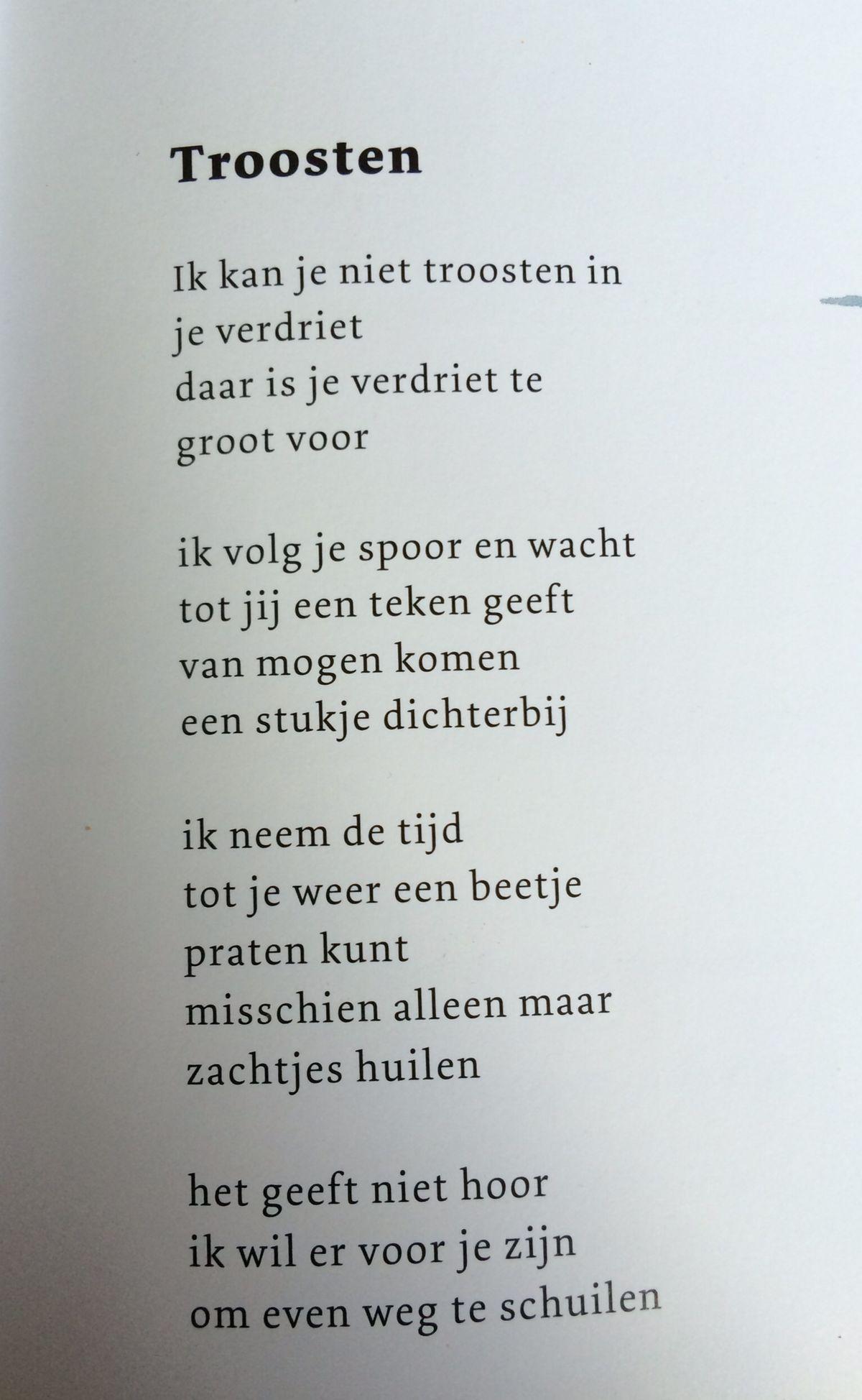 Voorkeur Gedicht Toon Hermans Afscheid @GRH07 - AgnesWaMu #NK54