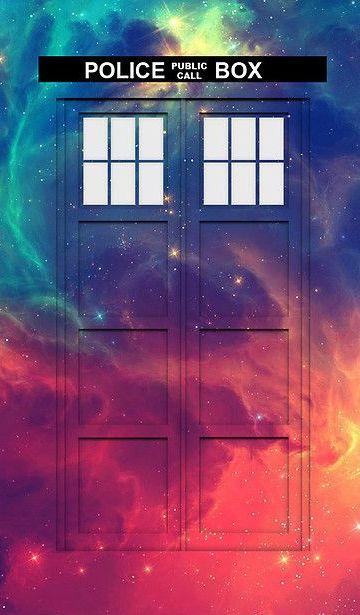 Doctor Who Cell Phone Background Tardis Doktor Kto Doktor
