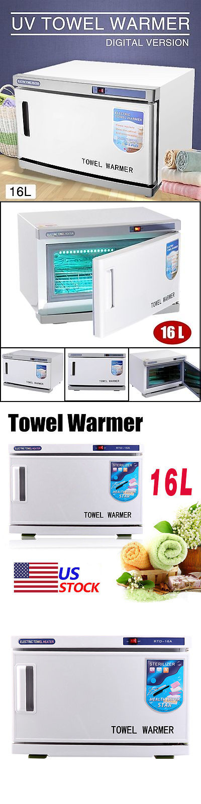 Sterilizers and Towel Warmers 2 In 1 Uv Sterilizer 16L Facial Towel Warmer Cabinet Spa  sc 1 st  Pinterest : cheap towel warmer cabinet - Cheerinfomania.Com