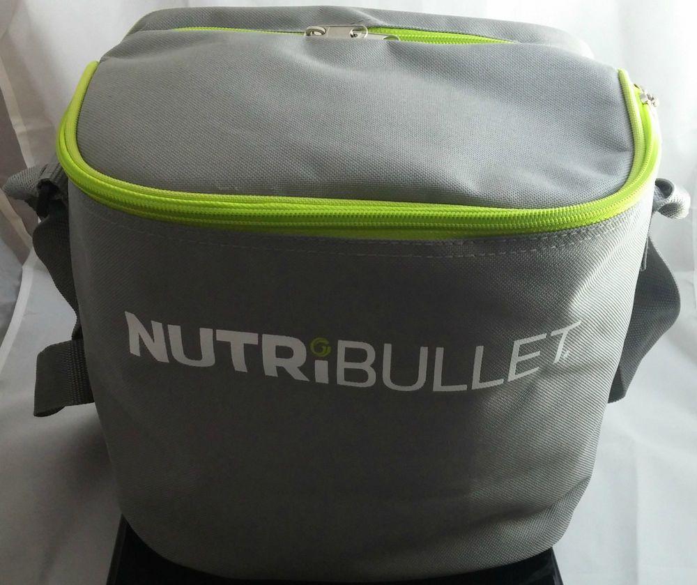 NutriBullet Insulated Travel Bag #NutriBullet