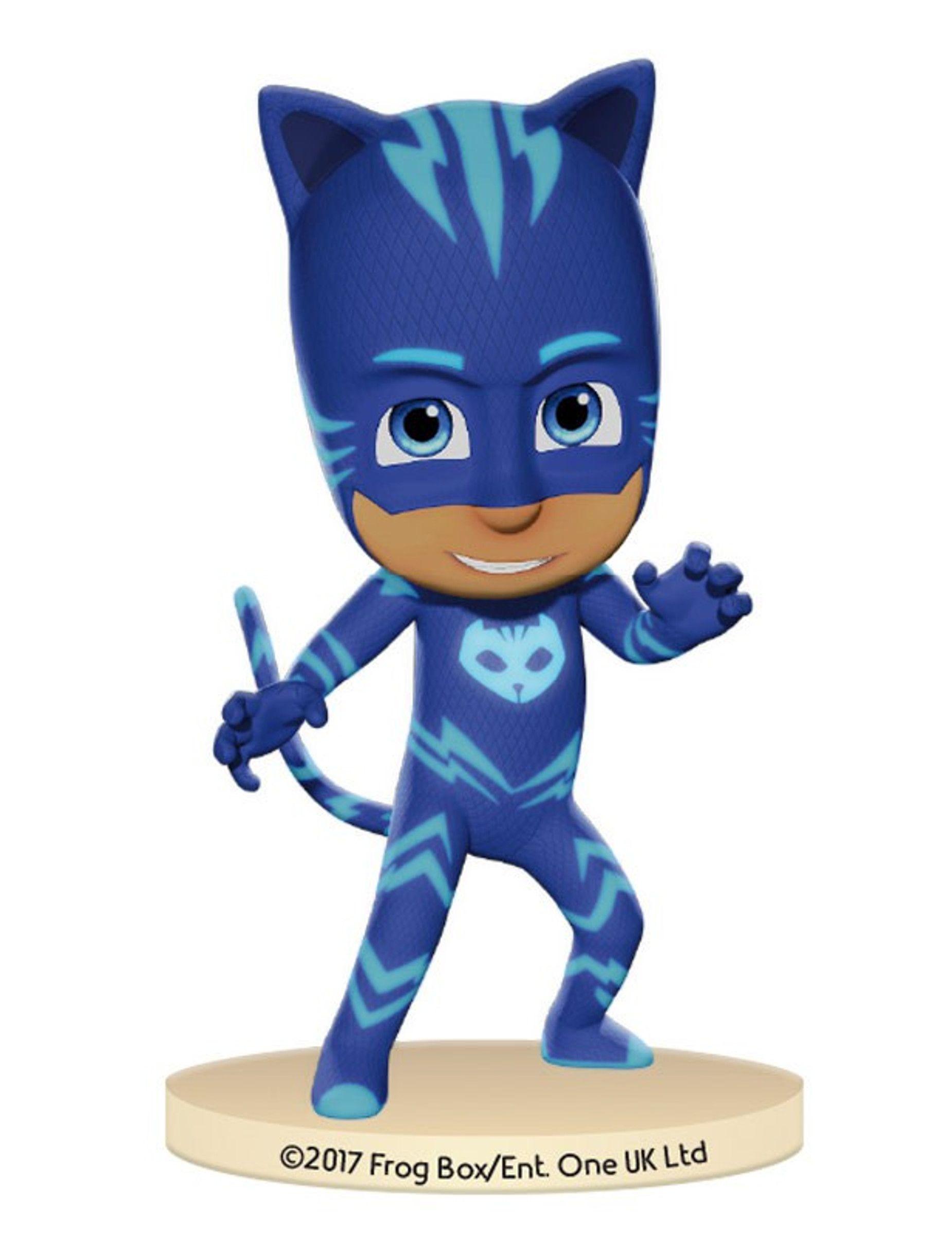 Catboy pj masks figurine blue costumes pj mask figurines