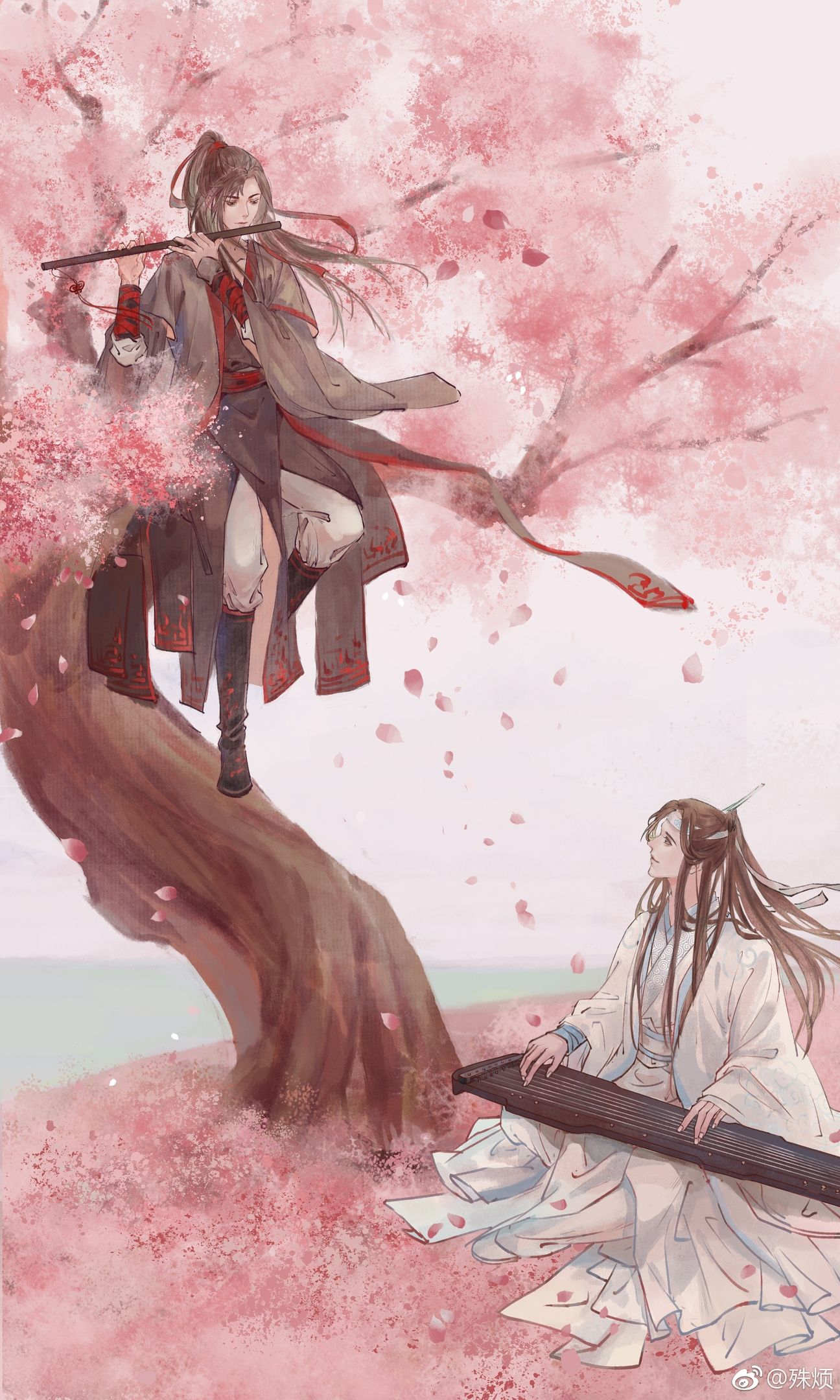 Pin by ꧁𝑊𝑒𝑖𝑌𝑖𝑛𝑔꧂ on Founder of Diabolism (魔道祖师) Anime