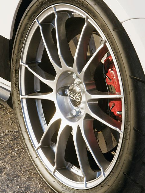 Oz Racing Ultraleggera Jante Jantes Wheels Rims Oz