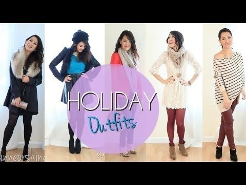 Thanksgiving Holiday Outfits - 6 Looks {Styling Ideas}