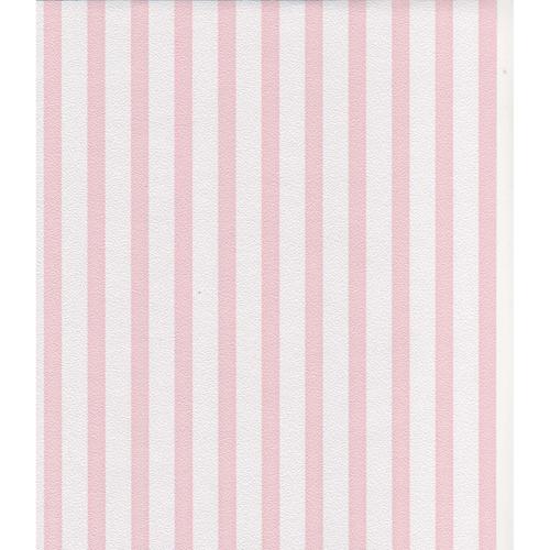 Papel de parede riscas rosa branco leroy merlin - Papel pared leroy ...