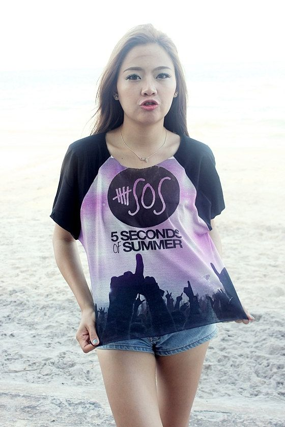ba9e9790938e51ee7ee6397931bc8f05 hey, i found this really awesome etsy listing at s www etsy,5 Seconds Of Summer Womens Clothing