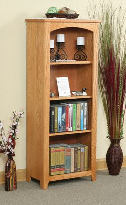Oak Bookcases 24 Inch Solid Wood Amish Made Bookcases Design De Moveis Moveis Design