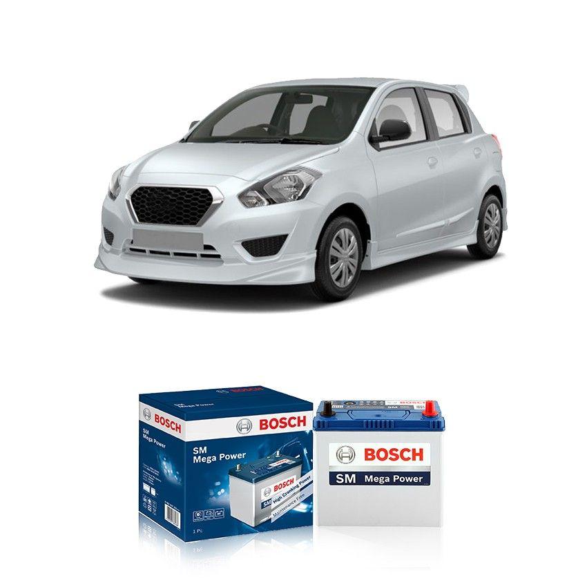 Jual Aki Kering Mobil Datsun Go Panca Bosch Harga Murah Maintenance Free Bebas Perawatan 40b19l Ns40zl 35ah Cca330 Didesain Kh Mobil Penjualan Perawatan