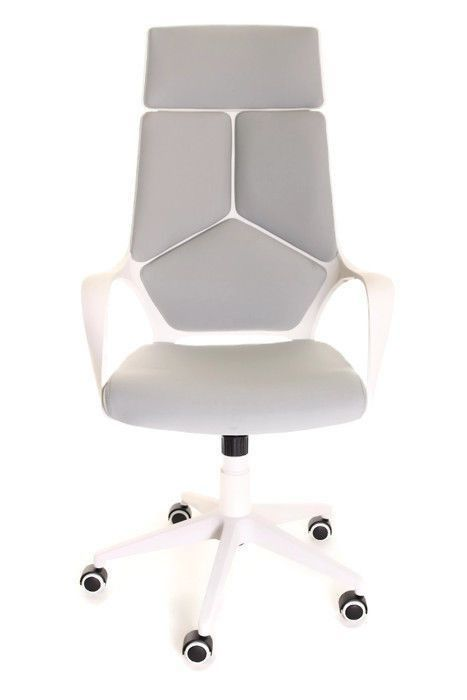 Charmant Modern Ergonomic Office Chair Grey White By TimeOffice