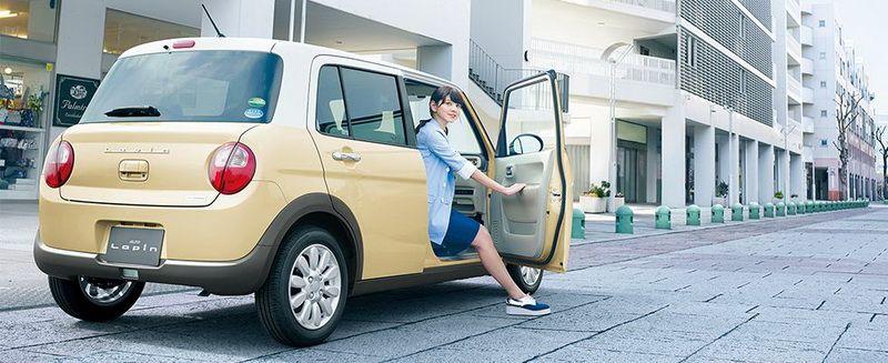 โดนใจสาวๆ 2015 Suzuki Alto Lapin ค นเล กน าร ก ราคาไม ถ ง 3 แสนบาท Headlight Magazine รถยนต