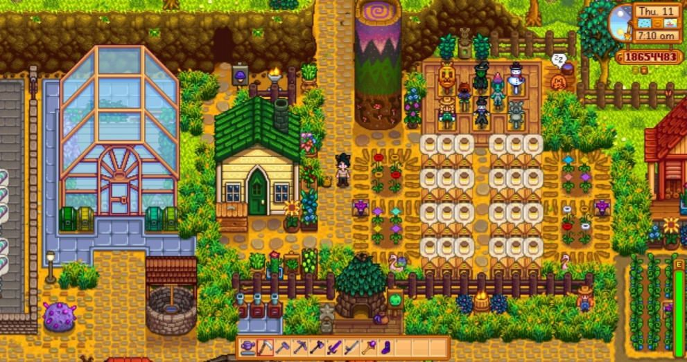 Stardew Valley - Standard Farm | ۞ My Stardew Valley Creations