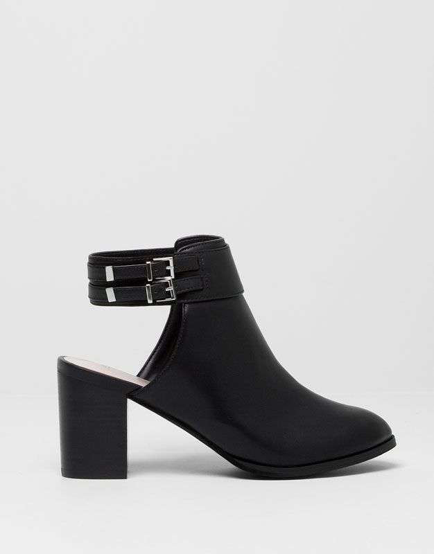 détaillant en ligne 1598b 0d006 Pull&Bear - chaussures - · bottes et bottines - bottines ...