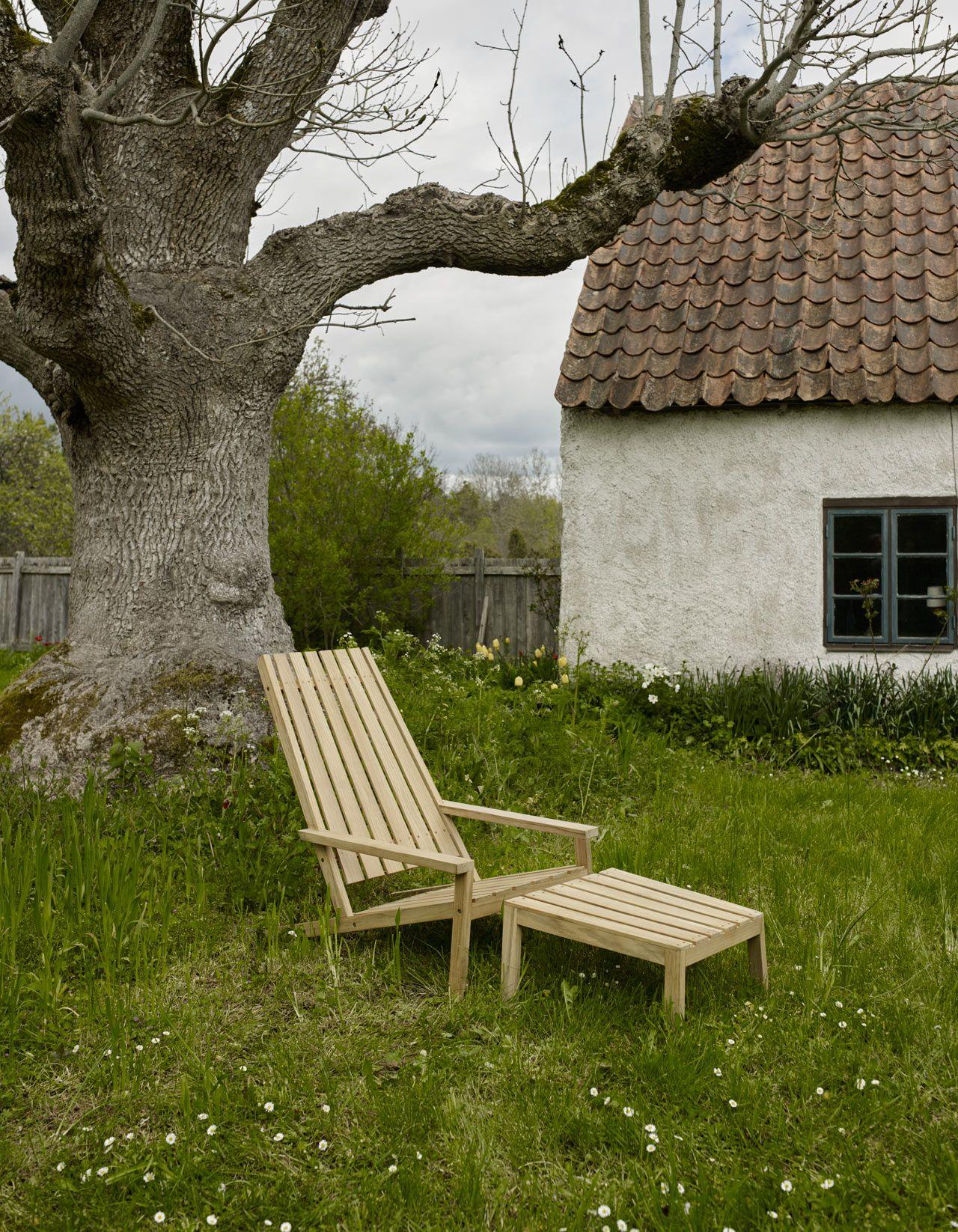 New Wooden Outdoor Furniture from Skagerak Outdoor