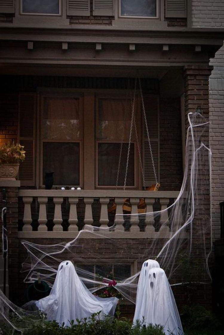 20+Coolest Halloween Decoration Ideas ALL DECOR HOME IDEAZ - cool halloween decoration ideas