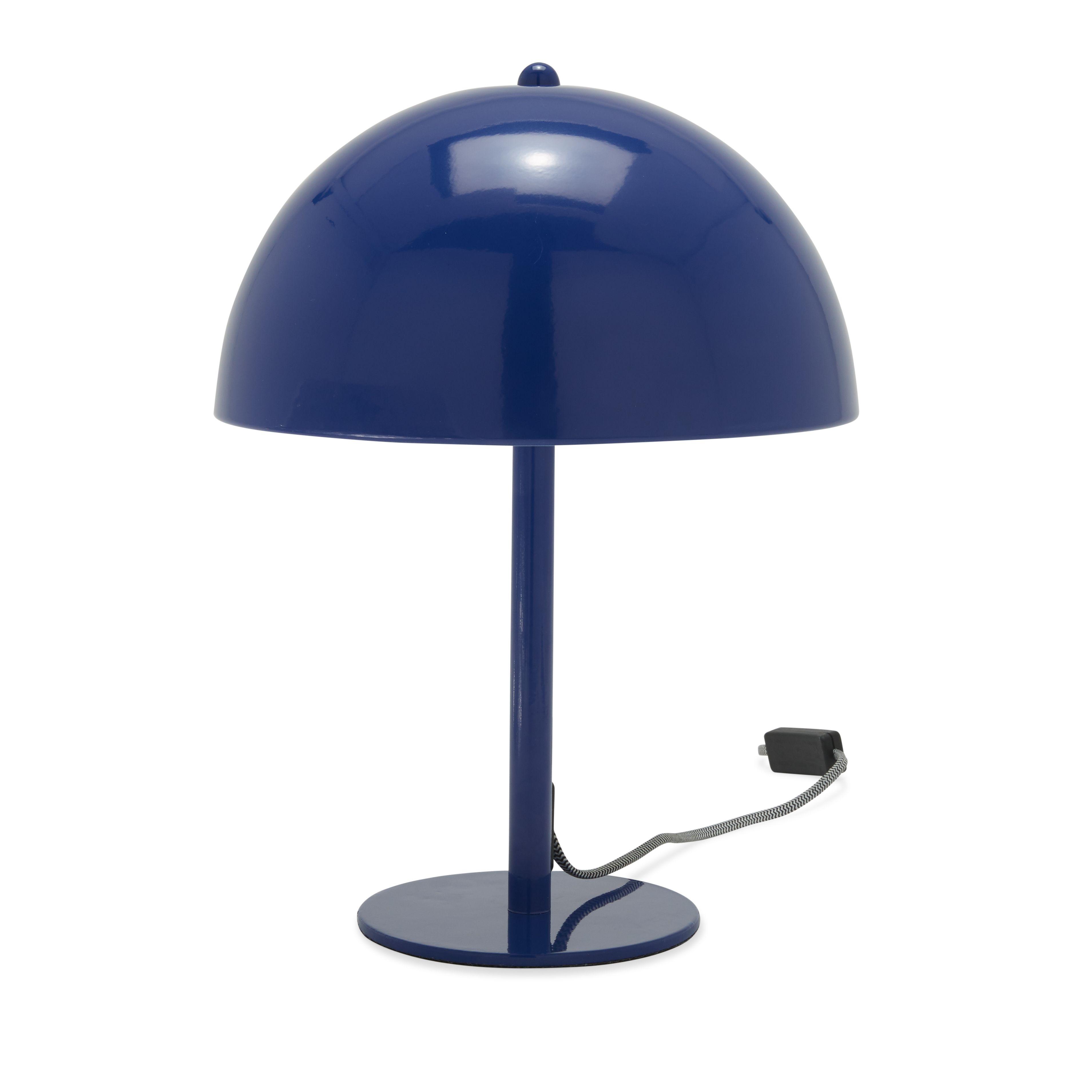 Grecian Blue Retro Table Light by Drew Barrymore Flower